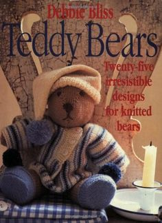 Free simple teddy bear knitting pattern for you to make a perfect gift for your little one. A fun pattern you'll be able to master quickly. Enjoy your craft