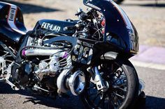 Turbo Drag Bike