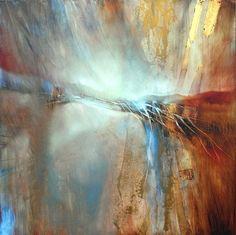 """Annette Schmucker, """"Abstrakte Komposition, Werknummer 11-52"""" Mit einem Klick auf 'Als Kunstkarte versenden' versenden Sie kostenlos dieses Werk Ihren Freunden und Bekannten.                                                                                                                                                                                 Mehr"""
