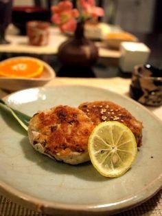 海老芋のハンバーグときのこ汁 by shoko♪さん | レシピブログ - 料理 ...