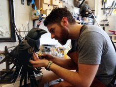 Puppet makers London for film and theatre