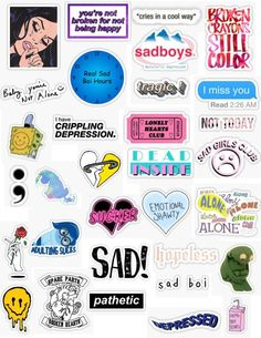 Broken heart i miss you broken cry crippling depression edits overlays phone case stickers Meme Stickers, Tumblr Stickers, Phone Stickers, Cool Stickers, Printable Stickers, Planner Stickers, Snapchat Stickers, Tumblr Phone Case, Diy Phone Case