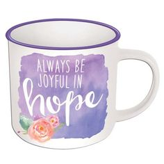 Hope Inspirational Mug