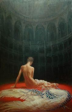 Elena Kukanova [Елена Куканова] 1979   Russian painter ia