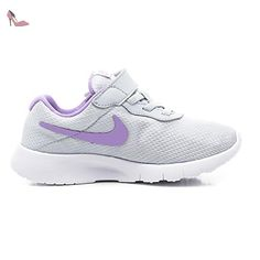 Nike Lunarstelos (GS) - Chaussures de Running, Garçon, Couleur Rouge (University Red/Metallic Silver-Black), Taille 37 1/2