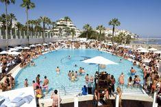 #BEACHLIFE #MARBELLA - Ocean Club Champagne Party. http://www.engelvoelkers.com/en/marbella/puertobanus/