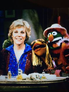 Anne with the muppets GM