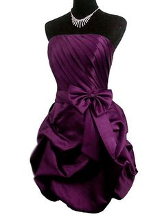 New Pleated Purple Satin Formal Prom Cocktail Dress like Ann's Fall Ball formal in Of Sun & Moon Formal Prom, Formal Dresses, Effective Communication Skills, All Things, Purple Things, Cocktail Dress Prom, Purple Satin, Anniversary Parties, Dress Me Up