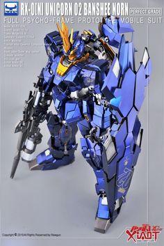 POINTNET.COM.HK - PG 1/60 Unicorn Gundam 02 Banshee Norn