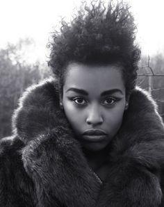 Black Women Rocking Their Natural Hair - Ethnic, Racial, Or Sectarian Politics (4) - Nairaland