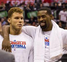 Blake Griffin & DeAndre Jordan #Clippers