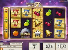 Hvis du har sansen for glamorøs, spennende og stilig casino-moro, ja, da kan vi her hos JohnSlots helhjertet anbefale den nye spilleautomaten Sevens High. Spill på http://www.norske-spilleautomater-gratis.net/Seven-high/