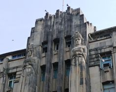 https://flic.kr/p/6FijcT | New India Assurance Building - Bombay Art Deco | The New India Assurance Building on MG Road in the Fort District was designed by Master, Sathe, and Bhuta.