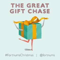 "British department store Fortnum & Mason is setting consumers on a ""great gift chase"" to track down a Christmas character that has gone AWOL.    As part of its ""Together We're Merrier"" holiday campaign, Fortnum & Mason is encouraging consumers to participate daily in searching for the missing character. During the season of giving, many retailers and brands rely on interactive Advent Calendars and gifting guides to spur repeat visits."