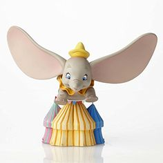 Grand Jester Studios Disney Dumbo Flying Over Circus Figurine 4050098 New * You can get more details by clicking on the image.