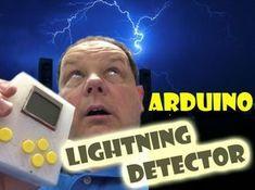 Arduino Pocket Lightning Detector
