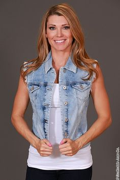Mavi Jodi Vest $98.00 #sjc #scottsdalejeanco #springfashion #mavi #mavijeans #denimvest