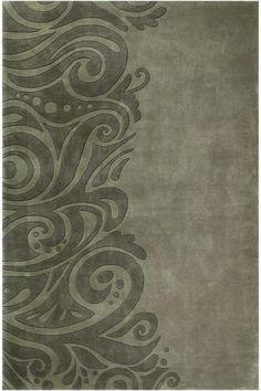 Oceanspray Area Rug - Area Rugs - Floor Coverings - Wool Rug | HomeDecorators.com