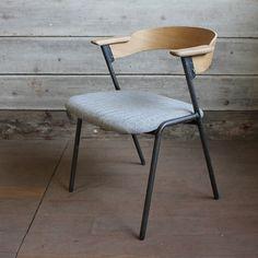 ダニスショートアームチェア  danis short arm chair(14900) - ア.デペシュのチェア | おしゃれ家具、インテリア通販のリグナ