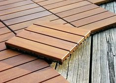 composite wood plastic decking photos in magazines and online are
