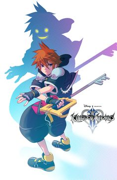KH2-Sora by *Kanta-Kun on deviantART