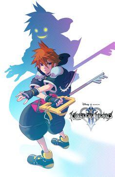 KH2-Sora by *Kanta-Kun on deviantART