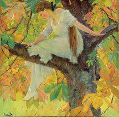 Wood Nymph Edward Cucuel - Date unknown