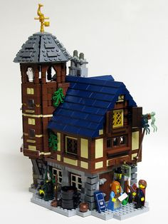 Merlin's Magical Shop by _Matn, via Flickr