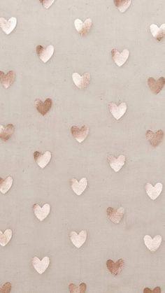 Love hearts ★ iPhone wallpaper