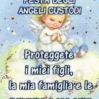 2 Ottobre, Festa degli Angeli Custodi