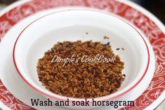 Kollu_Rasam (2) Dog Food Recipes, Cooking Recipes, Rasam Recipe, Soup, Chef Recipes, Dog Recipes, Soups, Recipies