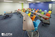 Hilliard Davidson High School | Columbus, OH project by LOTH, Inc. – Education #HilliardDavidsonHS