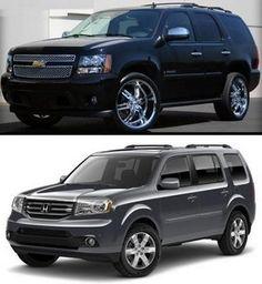 2014 Chevrolet Tahoe Vs 2014 Honda Pilot Design, Engine and Specification   Honda Release, Review