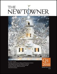 Inaugural issue of The Newtowner - Winter 2010 - sold out