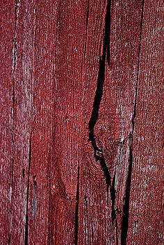 Pantone color for 2015, Marsala - Cracked Shed Siding
