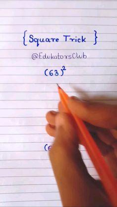 Math Vocabulary, English Vocabulary Words, Learn English Words, Math Strategies, Math Resources, Math Activities, Simple Math, Basic Math, Cool Math Tricks