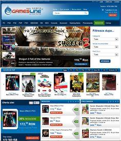 2012 Games, Psp, Facebook, Twitter, Google, Shopping