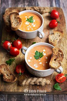 Bautura racoritoare cu kiwi - Edith's Kitchen Edith's Kitchen, Kiwi, Hamburger, Delish, Cheesecake, Curry, Ethnic Recipes, Food, Salads