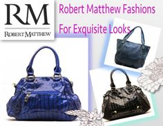 Robert Mathew Handbag Giveaway