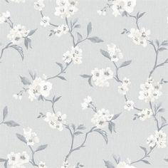 The wallpaper Dream - 6317 from Boråstapeter is a wallpaper with the dimensions x m. The wallpaper Dream - 6317 belongs to the popular wallpaper colle Grey Floral Wallpaper, Plain Wallpaper, Bird Wallpaper, Wallpaper Direct, Pattern Wallpaper, Original Wallpaper, Design Exterior, Small Space Interior Design, Chinoiserie