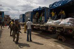 Three months after Hurricane Matthew, 1.5 million Haitians face hunger #hurricanemattew
