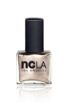 Bel Air Trophy Wife is a beautiful and luminous metallic gold color from NCLA. Cruelty-free and vegan nail polish, 7-free from harmful toxins