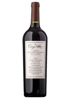 Cruz Alta 2007 Cabernet Sauvignon Wine of Argentina