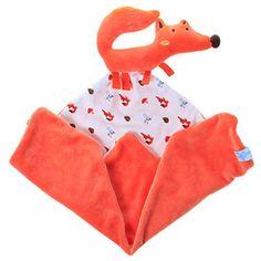 Labebe - Animal Comfort Blanket (Orange) Labebe…