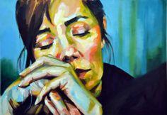 Artistaday.com : London, UK artist Sal Jones via @artistaday