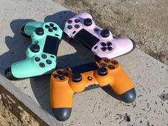 For those who love color! #customcontrollers