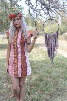 The Jasmine Dreamcatcher #dreamcatcher #boho #bohemian #gypsy #hippie #lotus #photography #portrait
