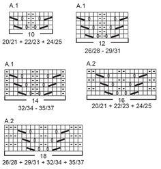 Strikkede DROPS tøfler i Eskimo med hulmønster og retstrik. Str 20 - 37 Gratis opskrifter fra DROPS Design.