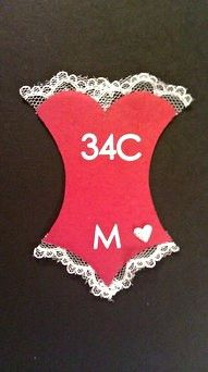 http://fashionpin1.blogspot.com - cute invite for bachelorette party