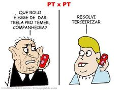 Igor Clayton Cardoso: PT X PT...